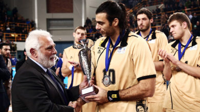 Photo of Ασημακόπουλος: «Έπαιξε ρόλο το συναίσθημα για την επιστροφή μου στον Άρη – Να κάνουμε ποιοτικές ακαδημίες πρότυπα»