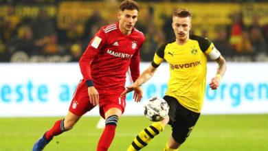Photo of Bundesliga: Δεσπόζει το Μπάγερν – Ντόρτμουντ στο σημερινό πρόγραμμα