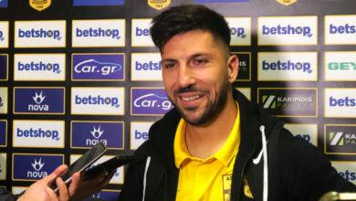 Photo of Διαμαντόπουλος: «Νιώθω 100% έτοιμος να βοηθήσω την ομάδα»