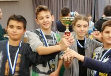 Photo of Πρωταθλητές και αήττητοι οι μικροί του Άρη στο σκάκι (photos)
