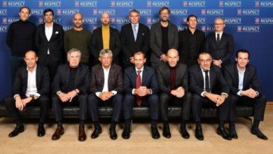Photo of Το ετήσιο meeting των προπονητών και το θέμα του VAR (photos)
