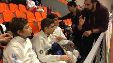 Photo of Ξιφασκία: Με τέσσερις αθλητές ο Άρης στο Πανευρωπαϊκό Κ14