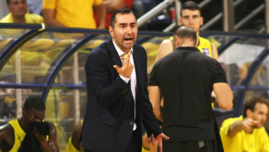 Photo of Καμπερίδης: Σκεφτόμαστε μόνο την νίκη