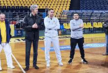 Photo of Προπόνησε για πρώτη φορά την ομάδα ο Καμπερίδης