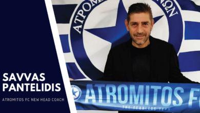 Photo of Επίσημο: Προπονητής του Ατρομήτου ο Παντελίδης