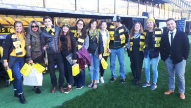 Photo of Γιαρένη για την επίσκεψη των Αμερικανών φοιτητών: «Είναι ενθουσιασμένοι – Ήδη με ενημέρωσαν για τον επόμενο αγώνα»