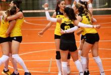 Photo of Γυναικείο βόλεϊ: Εύκολη νίκη 3-0 για τον Άρη επί του Αίαντα