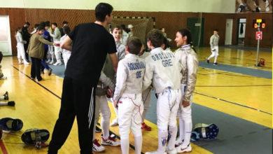 Photo of Ξιφασκία: Με 13 αθλητές/αθλήτριες στο Κύπελλο Σπάθης ο Άρης