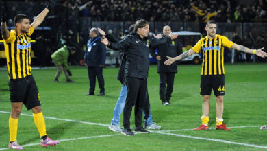 "Photo of Ένινγκ: ""Για να κερδίσουμε στην Λαμία, στόχος το τρόπαιο στο κύπελλο"""
