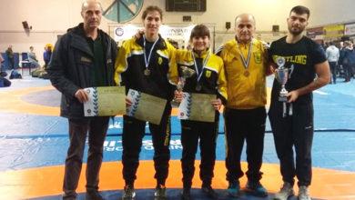 Photo of Δύο μετάλλια και 3η θέση για τον Άρη στο Πανελλήνιο Πρωτάθλημα Πάλης (photos)