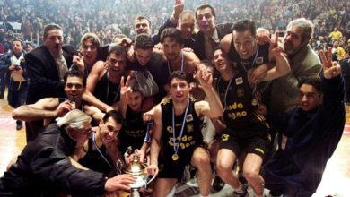 Photo of Σαν σήμερα πριν από 22 χρόνια ο ΑΡΗΣ στέφεται κυπελλούχος Ελλάδας