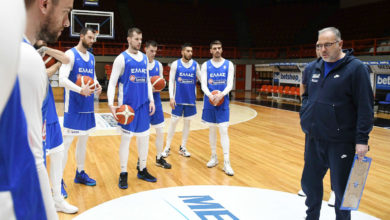 Photo of Προπόνηση για την Εθνική ομάδα στην Τούζλα (photos)