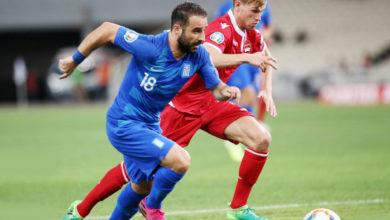 Photo of Οι πιθανοί αντίπαλοι της Ελλάδος στο Nations League