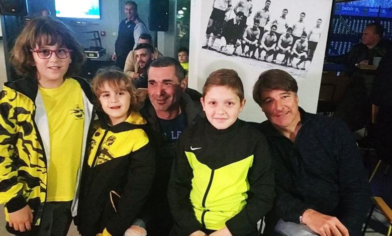 Photo of Ένινγκ, Χαριστέας, Τερζής αποθεώθηκαν και τραγούδησαν: «Κύπελλοοοο»!