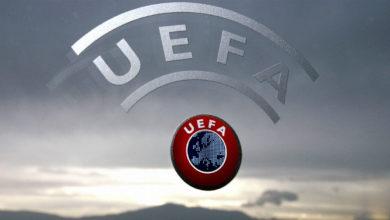 Photo of UEFA:«Είναι στο χέρι των Ομοσπονδιών ν'αποφασίσουν αν θα συνεχίσουν ή θα σταματήσουν»