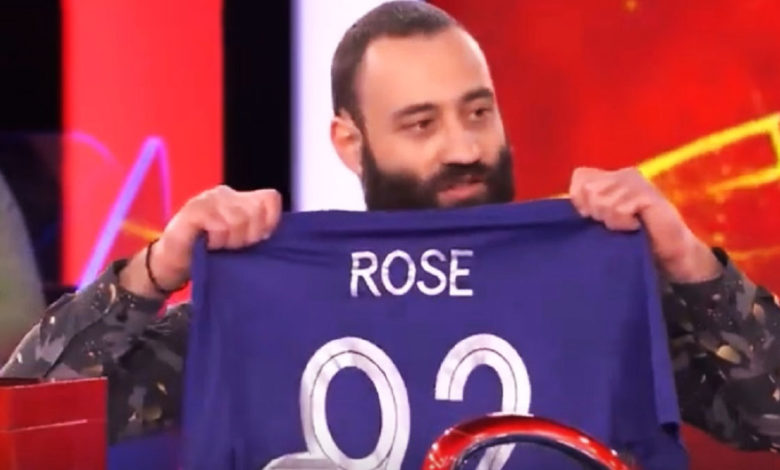 Photo of Τρελαμένος Αρειανός με την φανέλα του Ροζ στο «Deal» (video)