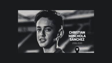 Photo of «Μαύρη» μέρα για την Ατλέτικο Μαδρίτης – Νεκρός 14χρονος παίκτης των ακαδημιών