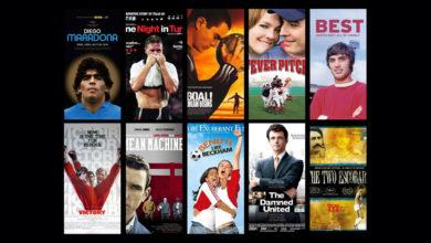 Photo of Δέκα ταινίες για το ποδόσφαιρο στην καραντίνα…