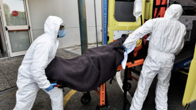 Photo of Covid – 19: Παρόμοιος ιός είχε εμφανιστεί στην Κίνα το 2012