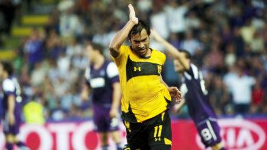 Photo of O Ρουίζ θυμήθηκε το γκολ του στον αγώνα με την Αούστρια Βιέννης (video)