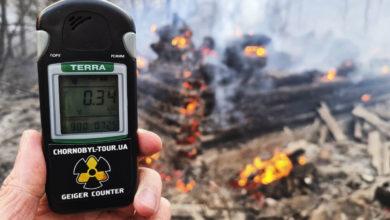 Photo of Τα επίπεδα ραδιενέργειας στην Ελλάδα μετά την πυρκαγιά στο Τσερνόμπιλ