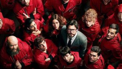 Photo of Netflix: Έχει και 5η σεζόν το «Casa De Papel»!