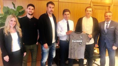 "Photo of ΠΣΑΚ: ""Ευχαριστούμε τον κ.Αυγενάκη, έγινε προσπάθεια για τους αθλητές μικρότερων κατηγοριών αλλά…"""
