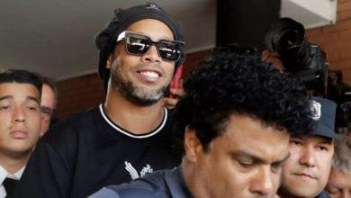 Photo of Βγήκε από τη φυλακή ο Ροναλντίνιο! Υπό… περιορισμό σε ξενοδοχείο