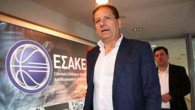 Photo of Αποχώρησε εκνευρισμένος από το ΔΣ του ΕΣΑΚΕ ο Μ. Αγγελόπουλος