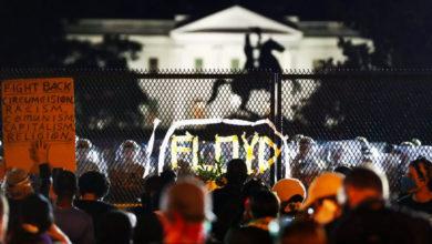 "Photo of Ουάσινγκτον: Αναπτύχθηκαν 1.600 στρατιώτες στους δρόμους! ""Πόλεμος"" ξανά έξω από τον Λευκό Οίκο (pics, video)"