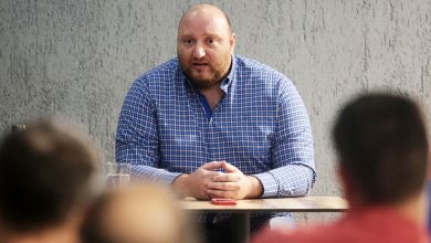 Photo of Χριστοδουλόπουλος: «Δεν θέλω να κατεβάσω τον Πανιώνιο Α1, θέλω να πουλήσω»
