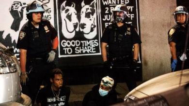 Photo of Νεκρός διαδηλωτής στο Κεντάκι μετά από αστυνομικά πυρά