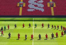 Photo of Με τα γόνατα στο έδαφος οι παίκτες της Λίβερπουλ τίμησαν τη μνήμη του Τζορτζ Φλόιντ