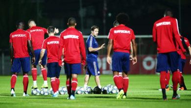 "Photo of Συνεχίζεται ο πόλεμος Ολυμπιακού-ΑΕΚ: ""Σοβαρευτείτε, θα τα πούμε στην UEFA"""