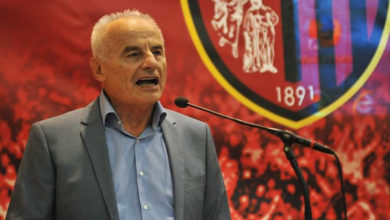 Photo of O Μπακαλάρος νέος πρόεδρος του Προμηθέα
