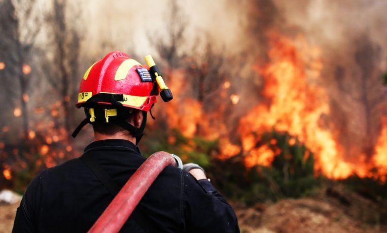 Photo of Πυρκαγιά στην Αίγινα – Συναγερμός στην πυροσβεστική