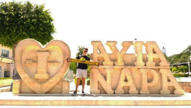"Photo of ""Άρης και στην Αγία Νάπα Κύπρου!"" (pic)"