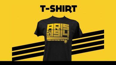 Photo of Νέα μπλούζα από την ARIS FC Boutique (pic)