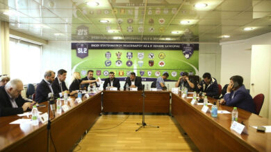 Photo of Super League: Ανακοίνωση για τα τηλεοπτικά και την παρουσία φιλάθλων στα γήπεδα