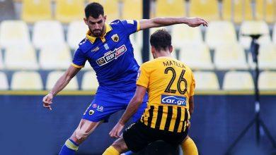 Photo of Βαριά ήττα (1-4) από την ΑΕΚ