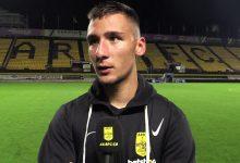 Photo of Μπαγκαλιάνης: «Αυτό μου είπε ο Φετφατζίδης πριν το γκολ»
