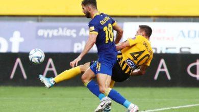 "Photo of Αλεξιάδης: ""Ταλαντούχος και Αρειανός ο Μπαγκαλιάνης,  όνειρο του να παίζει στην πρώτη ομάδα"""