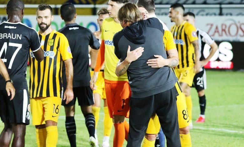 Photo of Ένινγκ: «Αφιερώνουμε αυτή την νίκη στους οπαδούς μας – Υπερασπιζόμαστε την φανέλα μας»