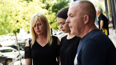 "Photo of VIDEO: Στην Θεσσαλονίκη η οικογένεια του Τόσκο: ""Να λάμψει η αλήθεια και να βρεθούν οι υπόλοιποι"""