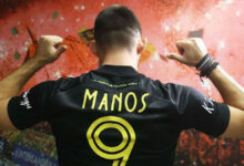 Photo of Με το νούμερο «9» ο Μάνος στα κιτρινόμαυρα (pics)