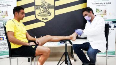 Photo of Αναβάθμιση των υπηρεσιών στους ποδοσφαιριστές με νέες συνεργασίες