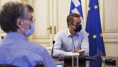 Photo of Σύσκεψη υπό τον πρωθυπουργό για τον κορονοϊό: Ανακοινώνονται νέα μέτρα σήμερα