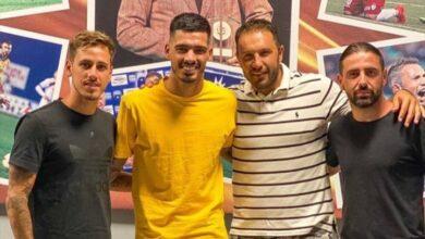 Photo of Μαντσίνι, Σόουζα, Τάτος, Ναζλίδης και Καπνίδης παίζουν μπάλα μαζί! (photos)